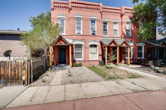 221 N Inca Street, Denver, CO 80223 (#9808754) :: The Galo Garrido Group