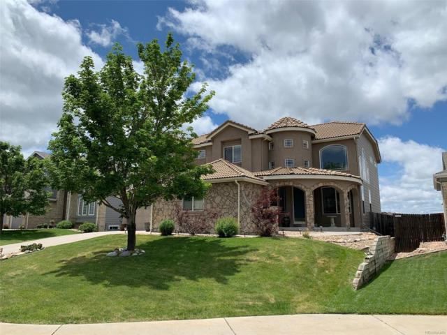 11477 Canterberry Lane, Parker, CO 80138 (#9809518) :: The HomeSmiths Team - Keller Williams