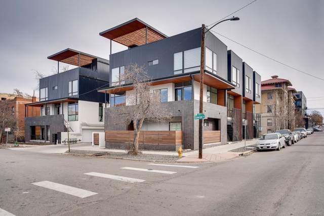 905 E 13th Avenue, Denver, CO 80218 (#9810042) :: True Performance Real Estate