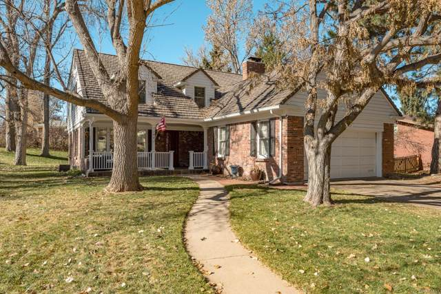 7149 S Curtice Street, Littleton, CO 80120 (#9810101) :: The Healey Group
