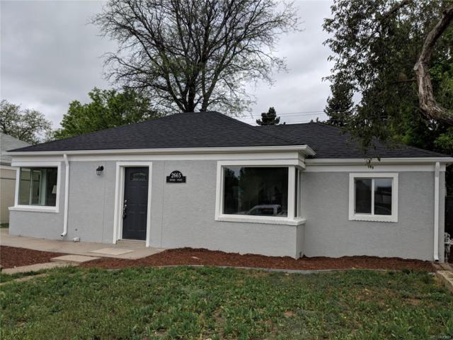 2665 Quebec Street, Denver, CO 80207 (#9810236) :: The Pete Cook Home Group