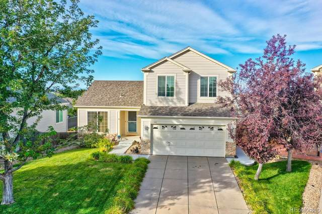 22301 E Dorado Drive, Aurora, CO 80015 (#9810620) :: Bring Home Denver with Keller Williams Downtown Realty LLC