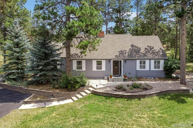 18975 Shadowood Drive, Monument, CO 80132 (MLS #9810967) :: 8z Real Estate