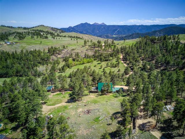 5218 Sunshine Canyon Drive, Boulder, CO 80302 (#9811098) :: The DeGrood Team