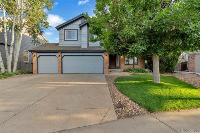 1232 E 135th Place, Thornton, CO 80241 (#9811388) :: The Griffith Home Team