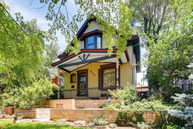 460 Adams Street, Denver, CO 80206 (#9811539) :: Colorado Home Finder Realty