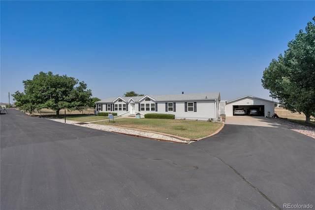 1081 S Coolidge Street, Aurora, CO 80018 (MLS #9811827) :: Find Colorado