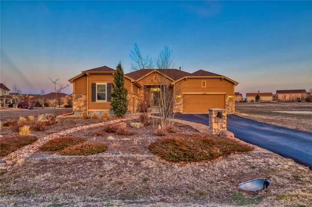 5250 La Costa Circle, Elizabeth, CO 80107 (MLS #9812119) :: 8z Real Estate