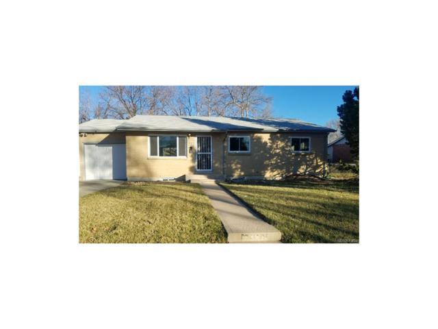 3422 S Vrain Street, Denver, CO 80236 (MLS #9812317) :: 8z Real Estate