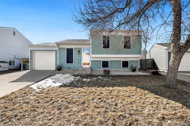 8905 Prickly Pear Circle, Parker, CO 80134 (MLS #9813086) :: Re/Max Alliance