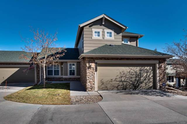 7576 S Shawnee Street, Aurora, CO 80016 (#9813208) :: The Peak Properties Group