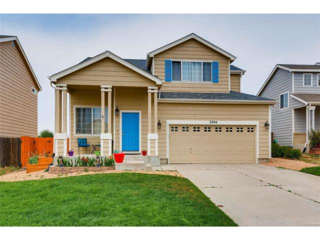 2304 Pinyon Jay Drive, Colorado Springs, CO 80951 (MLS #9813277) :: 8z Real Estate