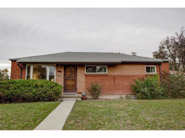 1360 S Vrain Way, Denver, CO 80219 (#9813321) :: ParkSide Realty & Management