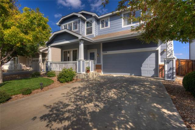 11209 Eagle Creek Circle, Commerce City, CO 80022 (#9813403) :: HomePopper