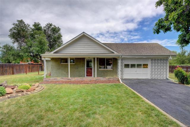 8935 W Belmar Avenue, Lakewood, CO 80226 (MLS #9813520) :: 8z Real Estate