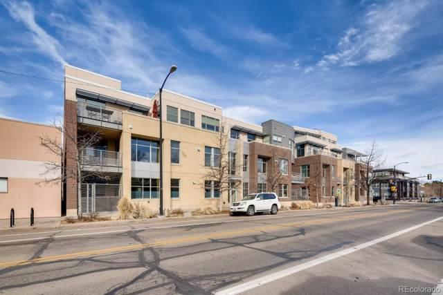 1655 Walnut Street #103, Boulder, CO 80302 (#9813670) :: Real Estate Professionals