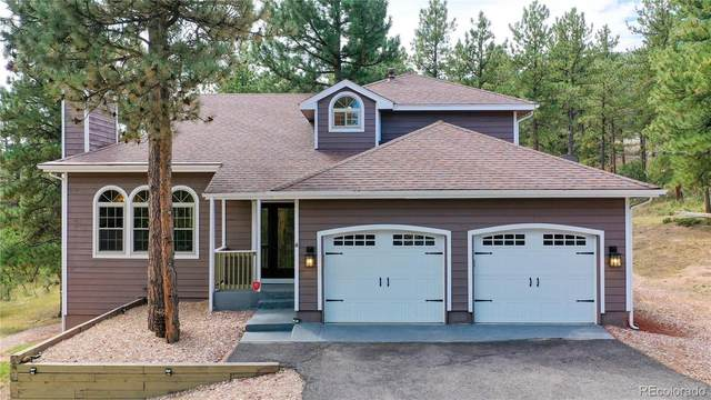 6188 Apache Drive, Larkspur, CO 80118 (#9814291) :: Own-Sweethome Team