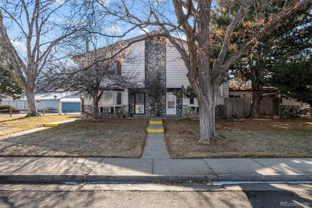 93 Nome Way B, Aurora, CO 80012 (#9814293) :: The DeGrood Team