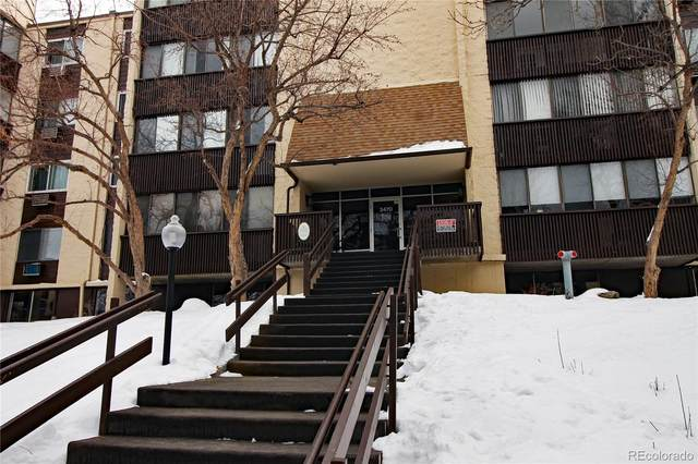 3470 S Poplar Street #407, Denver, CO 80224 (MLS #9814518) :: Wheelhouse Realty