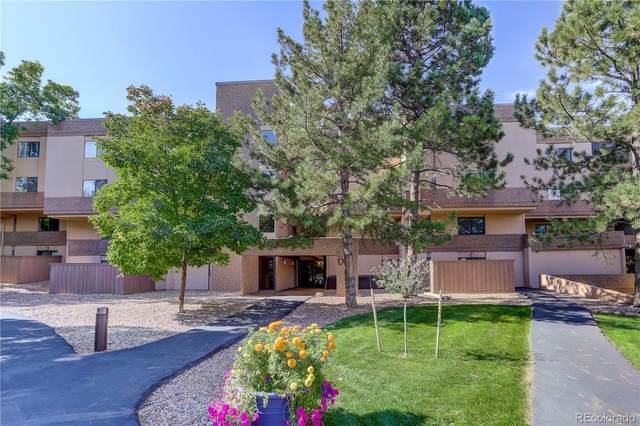 7000 E Quincy Avenue D-410, Denver, CO 80237 (#9815153) :: Bring Home Denver with Keller Williams Downtown Realty LLC