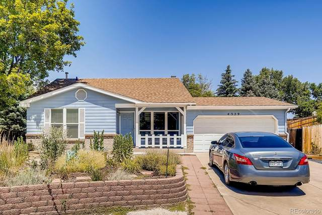 4329 W 110th Place, Westminster, CO 80031 (#9815331) :: The HomeSmiths Team - Keller Williams