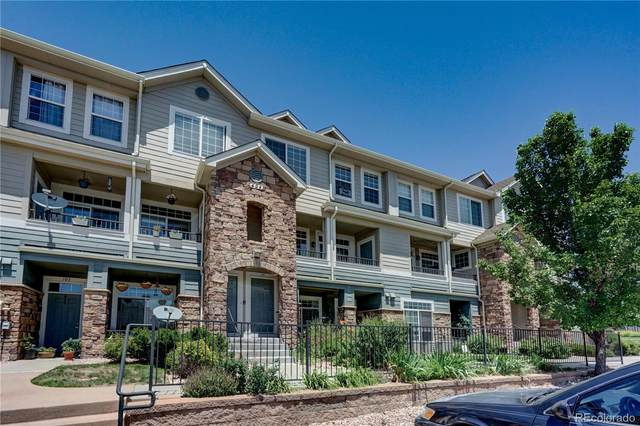 494 Black Feather Loop #111, Castle Rock, CO 80104 (#9816086) :: The DeGrood Team