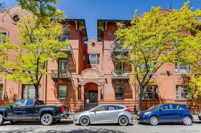 1475 N Humboldt Street #3, Denver, CO 80218 (#9816129) :: Bring Home Denver with Keller Williams Downtown Realty LLC