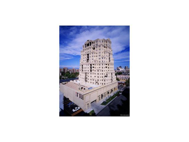 300 W 11th Avenue 8A, Denver, CO 80204 (MLS #9816301) :: 8z Real Estate