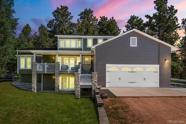 14960 W Kiowa Creek Lane, Colorado Springs, CO 80908 (MLS #9816825) :: 8z Real Estate