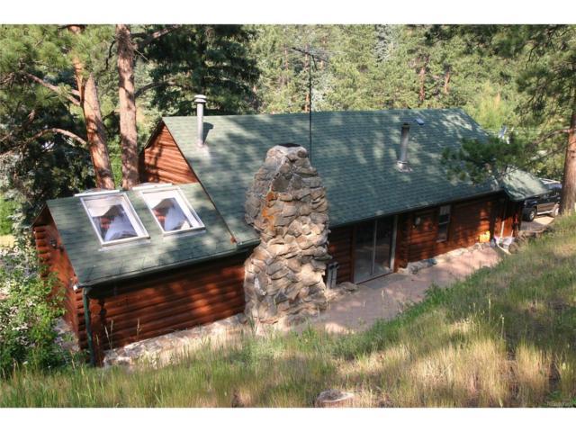 7488 S Turkey Creek Road, Morrison, CO 80465 (MLS #9816840) :: 8z Real Estate