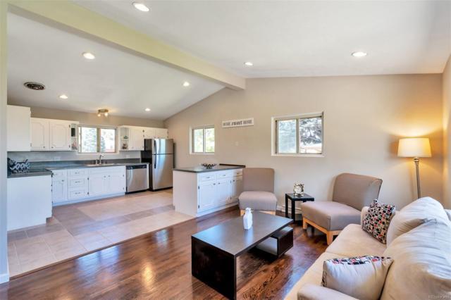 5824 W Alder Avenue, Littleton, CO 80128 (#9816853) :: House Hunters Colorado