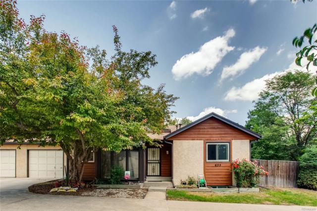 635 Brentwood Street, Lakewood, CO 80214 (#9816863) :: The Peak Properties Group