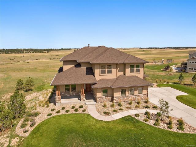 7628 Grande River Court, Parker, CO 80138 (#9816907) :: The Peak Properties Group