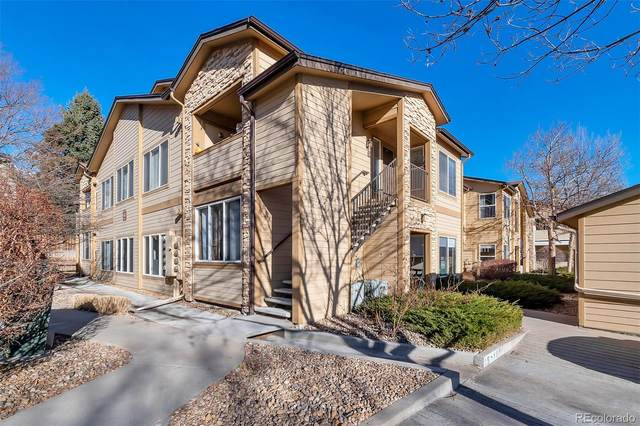 4875 S Balsam Way #101, Littleton, CO 80123 (#9817132) :: The Peak Properties Group