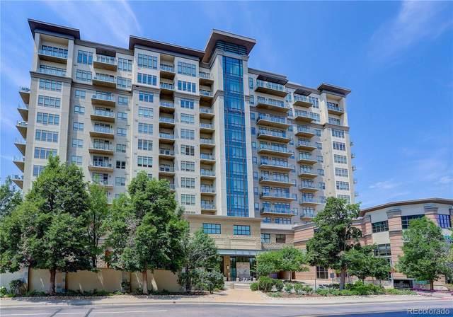 5455 Landmark Place #512, Greenwood Village, CO 80111 (MLS #9817146) :: Find Colorado