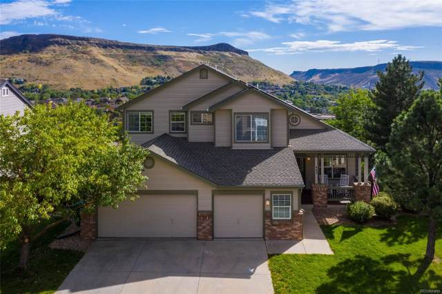 445 Mesa View Way, Golden, CO 80403 (MLS #9817695) :: 8z Real Estate