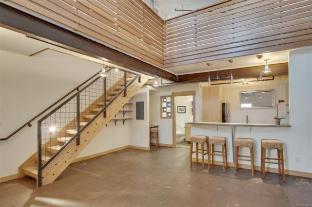 910 Santa Fe Drive 8 (#103), Denver, CO 80204 (MLS #9818322) :: 8z Real Estate