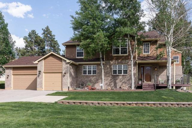 1258 Buffalo Grass Place, Elizabeth, CO 80107 (#9818433) :: Colorado Home Realty