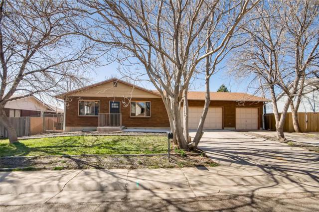 4640 W 63rd Avenue, Arvada, CO 80003 (#9818450) :: The Peak Properties Group
