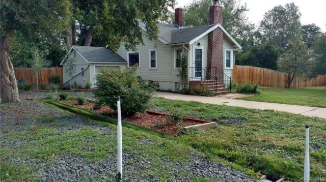 8791 W 10th Avenue, Lakewood, CO 80215 (#9818601) :: The Peak Properties Group