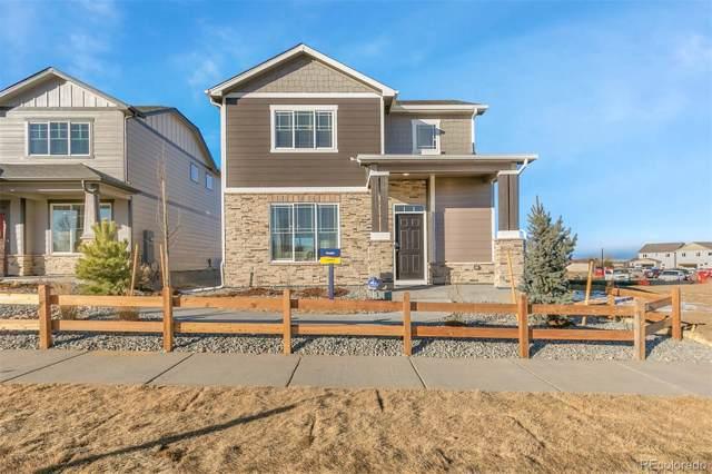 6864 Longpark Drive, Parker, CO 80138 (MLS #9818684) :: 8z Real Estate