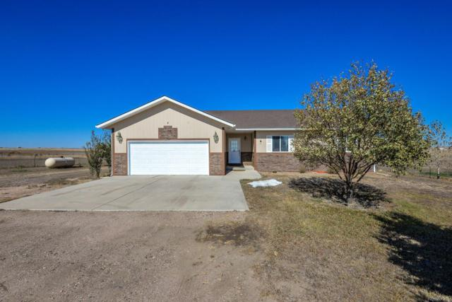 7387 County Road 104, Wellington, CO 80549 (MLS #9818733) :: Kittle Real Estate