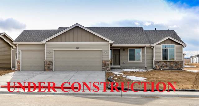 6853 Cattails Drive, Wellington, CO 80549 (#9818896) :: The Heyl Group at Keller Williams