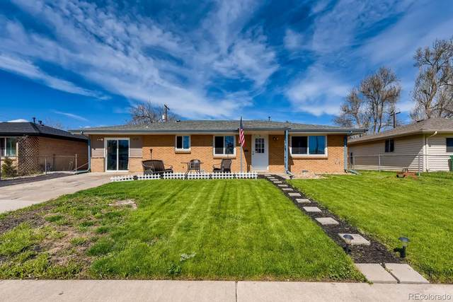 4729 Dudley Street, Wheat Ridge, CO 80033 (#9820053) :: Mile High Luxury Real Estate