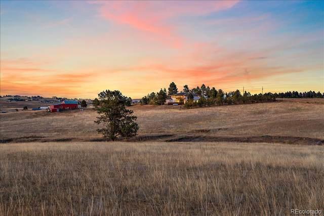 32131 Private Road 7, Elizabeth, CO 80107 (#9820360) :: iHomes Colorado