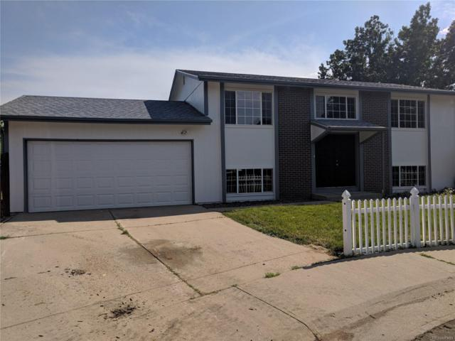 18946 W 59th Place, Golden, CO 80403 (#9820373) :: The DeGrood Team