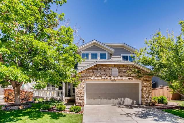 8696 Cresthill Lane, Highlands Ranch, CO 80130 (#9820645) :: Peak Properties Group