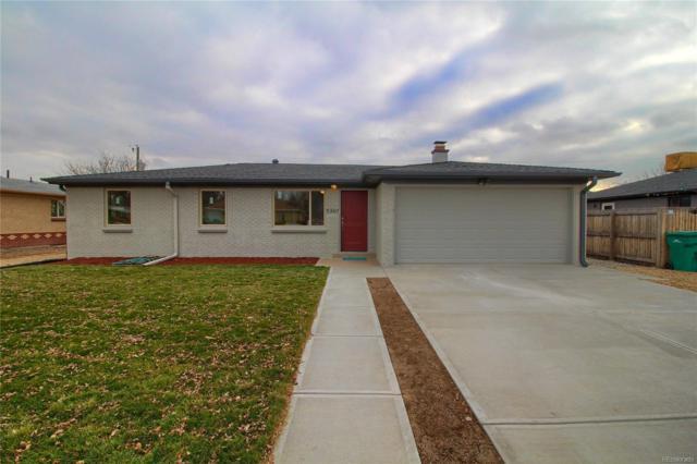 5360 Iris Street, Arvada, CO 80002 (#9820672) :: House Hunters Colorado