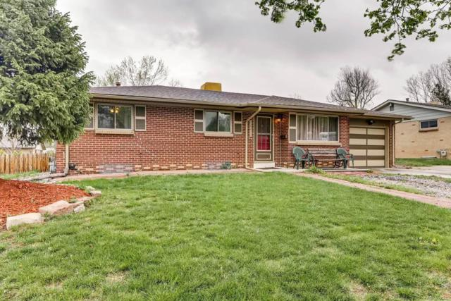 12211 E Virginia Place, Aurora, CO 80012 (#9820730) :: The Pete Cook Home Group
