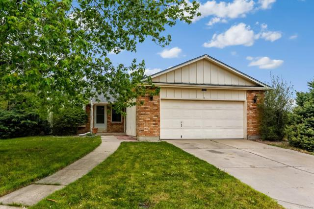 20091 E Bellewood Drive, Centennial, CO 80015 (#9820857) :: The Pete Cook Home Group